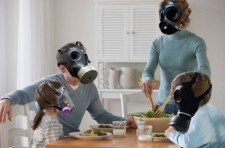 beltéri légszennyezettség