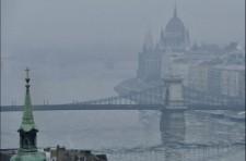 Hungary air pollution
