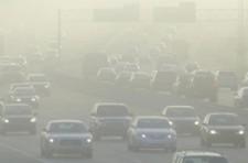 közlekedés okozta légszennyezés