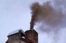 füstölő kémény