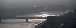 budapest smog